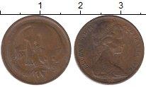 Изображение Дешевые монеты Австралия 1 цент 1974 Медь VF