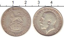 Изображение Монеты Великобритания 1 шиллинг 1919 Серебро VF