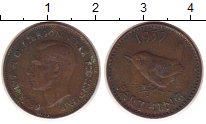 Изображение Монеты Великобритания 1 фартинг 1937 Медь XF