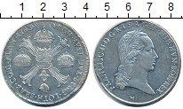 Изображение Монеты Австрия 1 талер 1793 Серебро XF Франц II. Габсбург.
