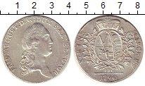 Изображение Монеты Саксония 1 талер 1790 Серебро XF Фридрих  Август