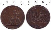 Изображение Монеты Ионические острова 2 обола 1819 Медь XF