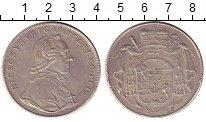 Изображение Монеты Германия Зальцбург 1 талер 1799 Серебро XF