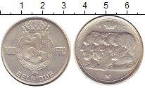Изображение Монеты Бельгия 100 франков 1950 Серебро XF Королевская династия
