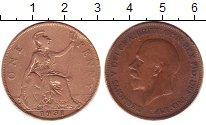Изображение Монеты Великобритания 1 пенни 1931 Бронза XF