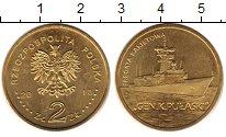 Изображение Монеты Польша 2 злотых 2013 Латунь UNC-
