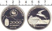 Изображение Монеты Венгрия 2000 форинтов 1998 Серебро Proof-