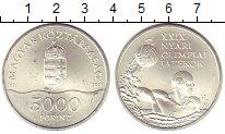 Изображение Монеты Венгрия 5000 форинтов 2008 Серебро UNC-