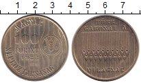 Изображение Монеты Венгрия 100 форинтов 1983 Медно-никель UNC- ФАО
