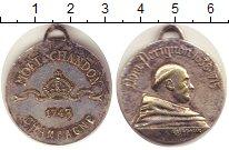 Изображение Монеты Франция Медаль 0 Бронза XF-