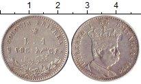 Изображение Монеты Эритрея 1 лира 1890 Посеребрение XF