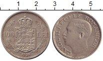 Изображение Монеты Румыния 100 лей 1936 Медно-никель XF