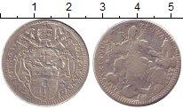 Изображение Монеты Ватикан 2 джулио 1773 Серебро VF