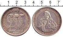 Изображение Монеты Сан-Марино 20 лир 1935 Серебро XF