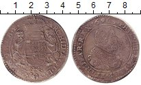 Изображение Монеты Нидерланды Брабант 1 дукатон 1669 Серебро VF