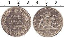 Изображение Монеты Бремен 1 талер 1865 Серебро UNC-