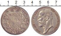 Изображение Монеты Лихтенштейн 5 крон 1901 Серебро XF