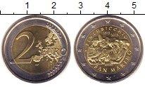 Изображение Монеты Сан-Марино 2 евро 2013 Биметалл UNC-