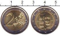 Изображение Монеты Сан-Марино 2 евро 2014 Биметалл UNC-