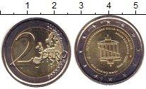 Изображение Монеты Сан-Марино 2 евро 2015 Биметалл UNC-