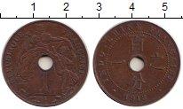 Изображение Монеты Индокитай 1 цент 1918 Бронза XF