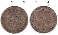Изображение Монеты Германия Ганновер 1/6 талера 1840 Серебро VF