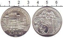 Изображение Монеты Австрия 10 евро 2004 Серебро UNC амок Артштеттен в Ни