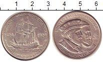 Изображение Монеты США 1/2 доллара 1924 Серебро UNC- 300 - летие  основан