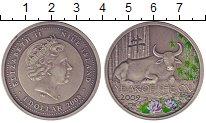 Изображение Монеты Ниуэ 1 доллар 2008 Серебро UNC