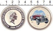 Изображение Монеты  2 доллара 2006 Серебро Proof