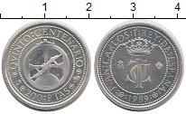 Изображение Монеты Испания 200 песет 1989 Серебро Proof-