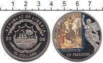 Изображение Монеты Либерия 10 долларов 2006 Медно-никель UNC
