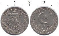 Изображение Монеты Пакистан 25 пайс 1949 Медно-никель XF