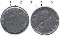 Изображение Монеты Ватикан 100 лир 1959 Железо XF