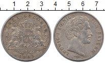 Изображение Монеты Бавария 2 гульдена 1845 Серебро XF