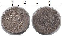Изображение Монеты Португальская Индия 1 рупия 1806 Серебро XF-