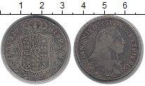 Изображение Монеты Италия Сицилия 60 гран 1792 Серебро VF