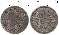 Изображение Монеты Вюртемберг 1 крейцер 1827 Серебро VF