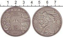 Изображение Монеты Украина 10 гривен 2009 Серебро UNC