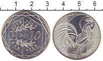 Изображение Монеты Франция 10 евро 2016 Серебро Proof-