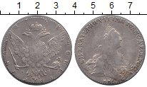 Изображение Монеты 1762 – 1796 Екатерина II 1 рубль 1768 Серебро VF Екатерина II ММД
