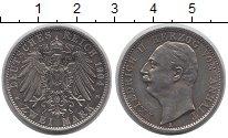 Изображение Монеты Анхальт 2 марки 1904 Серебро XF