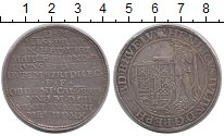 Изображение Монеты Брауншвайг-Вольфенбюттель 1 талер 1602 Серебро VF