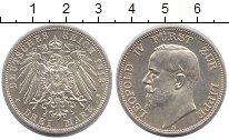 Изображение Монеты Германия Липпе-Детмольд 2 марки 1913 Серебро XF