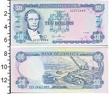Изображение Боны Ямайка 10 долларов 1994  UNC