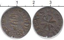 Изображение Монеты Франция 1 денье 0 Серебро VF XV-XVI вв.