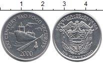 Изображение Монеты Панама 1 сентесимо 2000 Алюминий UNC-