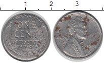 Изображение Монеты США 1 цент 1943 Цинк XF-