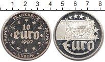 Изображение Монеты Франция 10 евро 1997 Серебро Proof