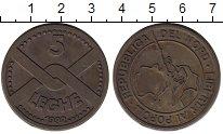 Изображение Монеты Италия 5 легхе 1992 Медь UNC-